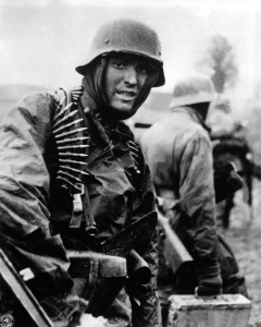 German soldier- Ardennes offensive