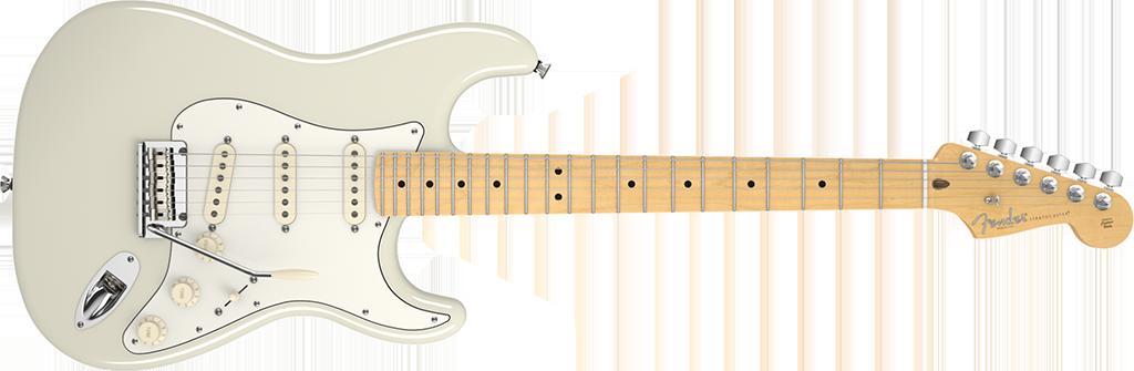 Stratocaster White 1024