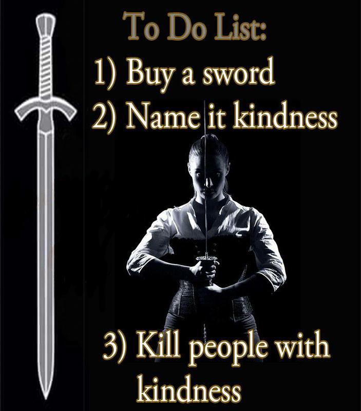 KillWithKindness
