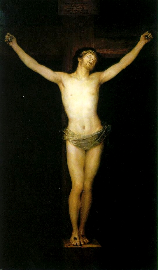 Crucified Christ-1780